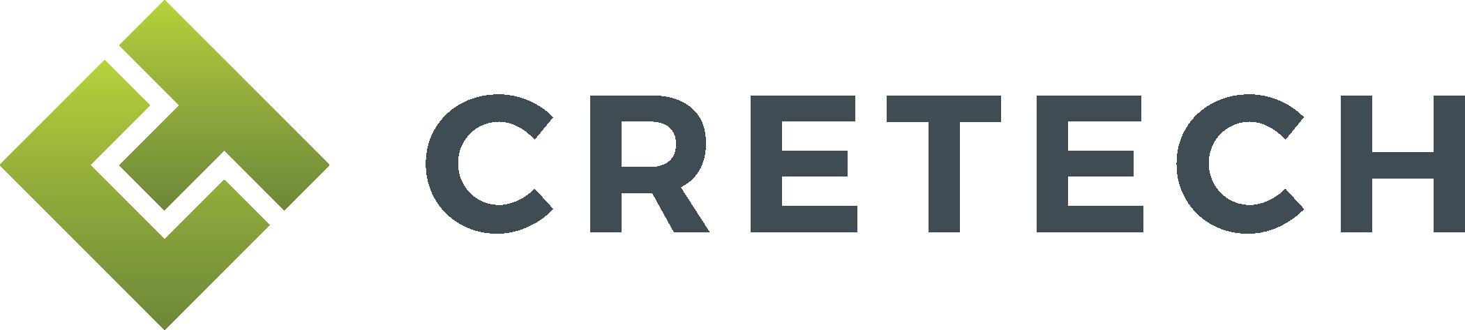 Copy of CREtech Logo Horizontal Blue Green (1)